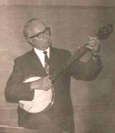 musical bio of buell kazee